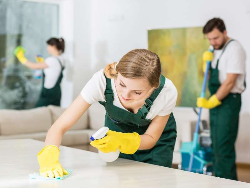 Own Cleaning Service Business