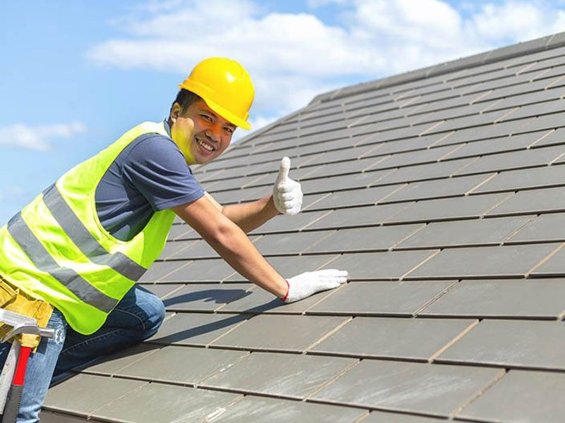 How Commercial Roof Maintenance