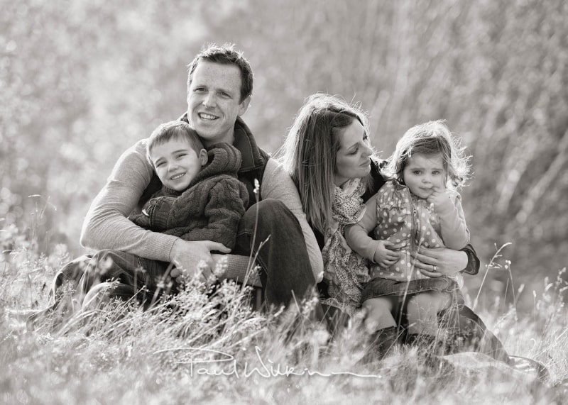 Great Family Portrait Photography