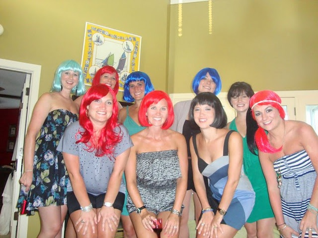 Bachelorette Parties: Holiday Season